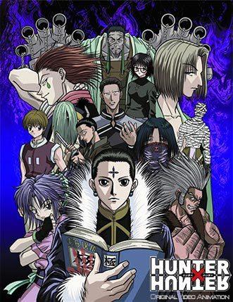 Hunter x Hunter Hunter-x-hunter-ova